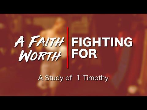 Them's Fightn' Words   Homeport Christian Church
