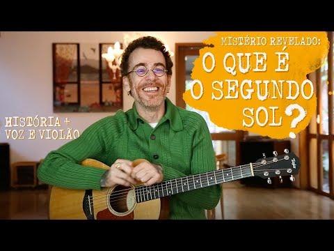 """Nando Reis - O que é o """"O Segundo Sol"""""""