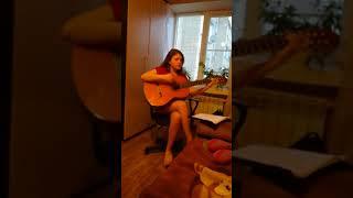 Песни под гитару война