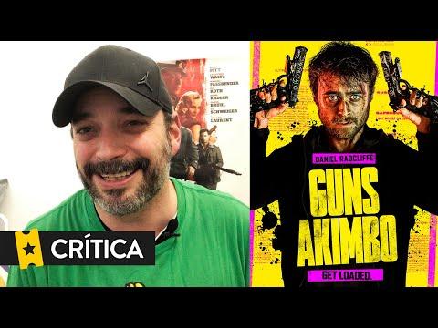 Crítica 'Guns Akimbo' (Amazon Prime Video)