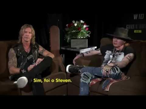 Guns N' Roses Interview 2016: Axl Rose Talks About Slash, Izzy Stradlin & Steven Adler Mp3