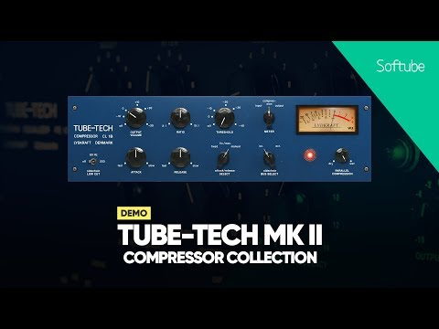 Tube-Tech Mk II Compressor Collection – Softube