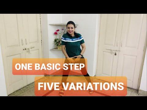 BASIC STEPS | DANCE TUTORIAL |  STEPS FOR BEGINNERS | EASY DANCE STEPS