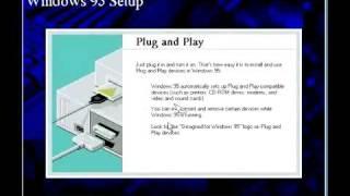 Installation Of Windows 95 By Floppy Part 2