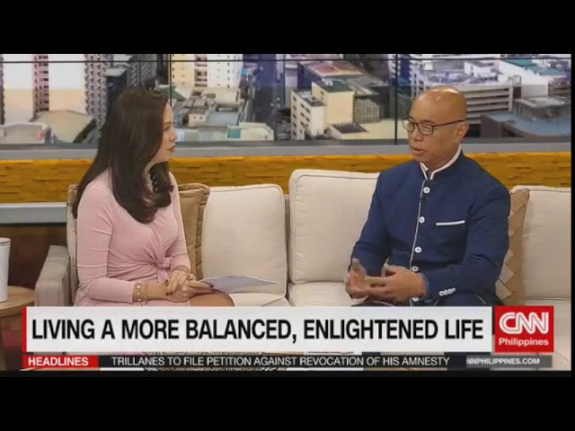 CNN Philippines Interview with Master Del Pe