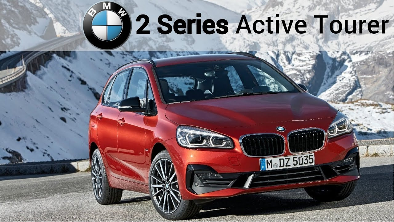 2018 Bmw 2 Series Active Tourer The Best Compact Mpv Bmw 216d