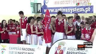 Fase Final Sub14 Masc.   SL Benfica - Imortal BC/PneuRápido