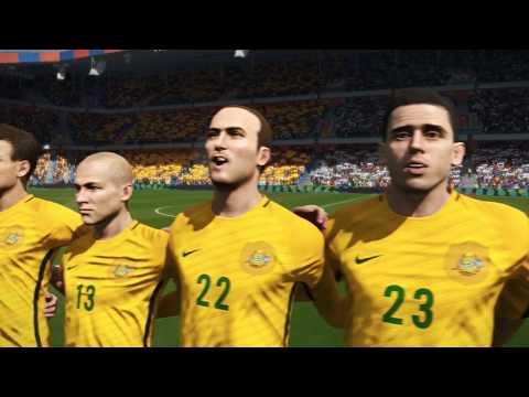 Honduras Vs. Australia  Repechaje  Mundial Rusia 2018