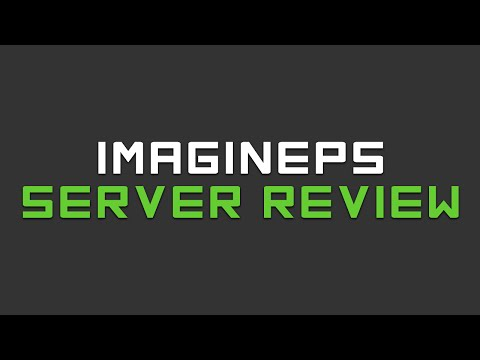 [ImaginePS] Server Review | 125+ Players | Bossing + crystal/golden key loots