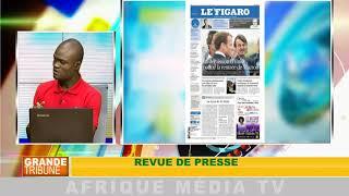 revue de presse : GRANDE TRIBUNE 29 08 2018