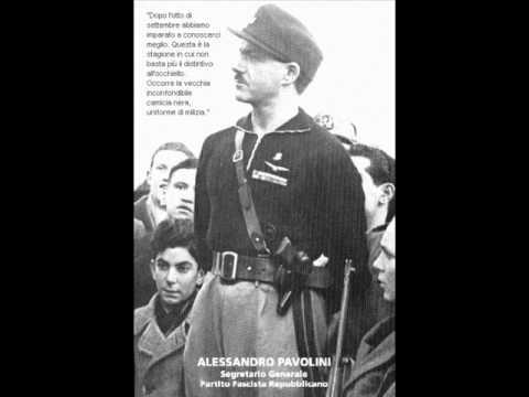 NEL RICORDO DEL GRANDE ALESSANDRO PAVOLINI.