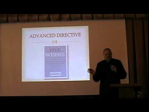 Intro to Advanced Directives & Living Wills - Education