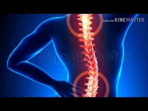 Серебрянный столб .Лечение позвоночника и суставов
