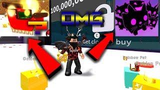 Roblox Pet Simulator Schneller Weg, um Schneemünzen zu bekommen!!!