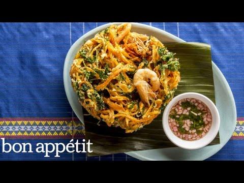 How to Make Ukoy | Bon Appétit - YouTube