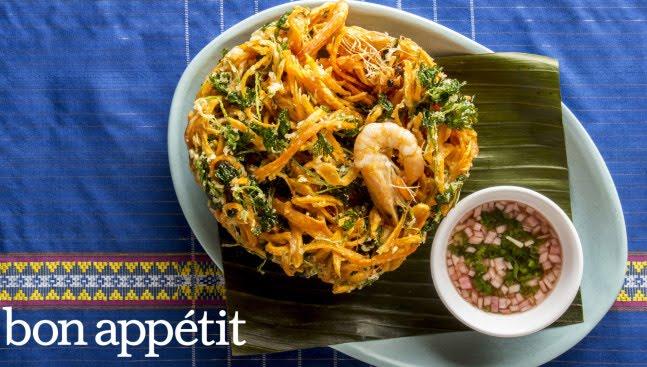 How to Make Ukoy | Bon Appétit
