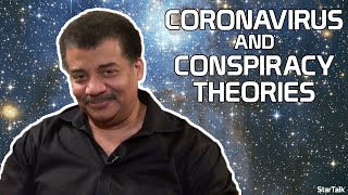 StarTalk Podcast: Coronavirus & Conspiracy Theories, with Michael Shermer & Neil deGrasse Tyson
