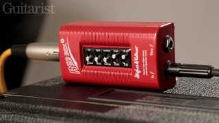 Hughes & Kettner Red Box 5 DI versus Shure SM57 A/B comparison test