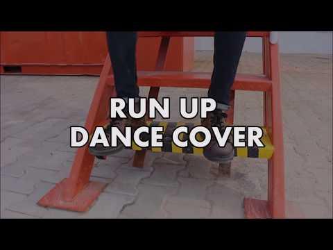 MAJOR LAZER - RUN UP (FEAT. PARTYNEXTDOOR, NICKI MINAJ) (AFROSMASH REMIX)  Dance cover