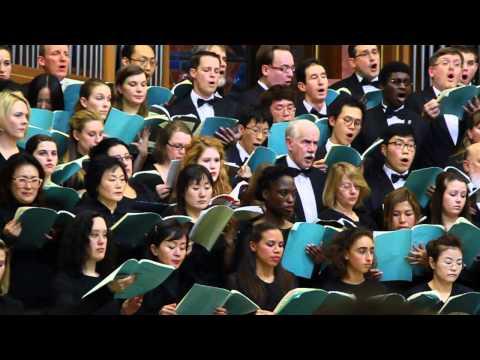Camarata Music Company Chorale 2014 Messiah - Worthy is the Lamb - Amen