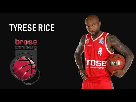 TYRESE RICE ★ HIGHLIGHTS MIX 2018/19 ★ BAMBERG 🔥🔥WHAT A QUAL