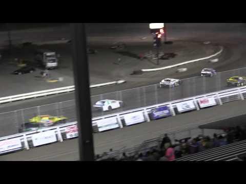 Nodak Speedway IMCA Sport Mod A-Main (8/2/15)