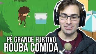 PÉ GRANDE FURTIVO Rouba Comida de Acampamento! | Apple Arcade Sneaky Sasquatch Gameplay, Jogo Mobile