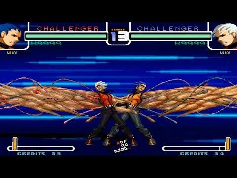 K9999 Doble SDM vs Todos los personajes KOF 2002 Parte 2