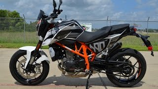 $8,999:  2014 KTM 690 Duke Demo With KTM Power Parts Graphics Kit and More!
