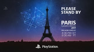 Sony PlayStation - Full PGW 2017 Press Conference HD