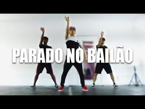 PARADO NO BAILÃO - MC L da Vinte e MC Gury | Coreógrafo Tiago Montalti thumbnail