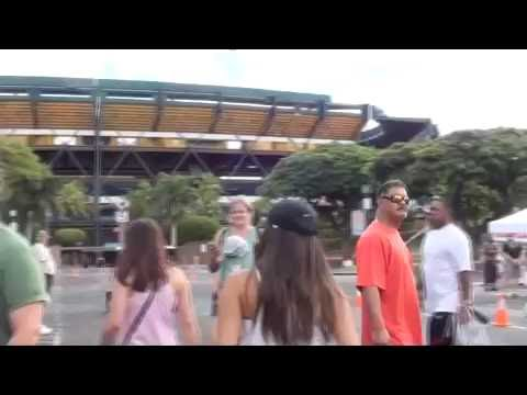 Aloha Stadium Flea Market OahuHawaii