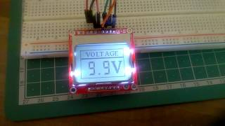 Arduino Project Diy Voltmeter Using A Simple Voltage Sensor And