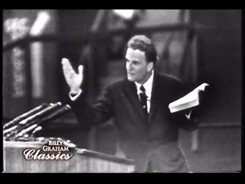 Billy Graham - The offence of the cross - San Francisco CA 1958