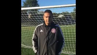 Nikos Mirtsekis Wishing Olympiacos Academies Happy 15th Birthday