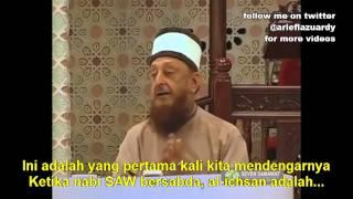 sufi, salafi dan akhir zaman (Sheikh Imran Hosein Indonesian Subtitle)