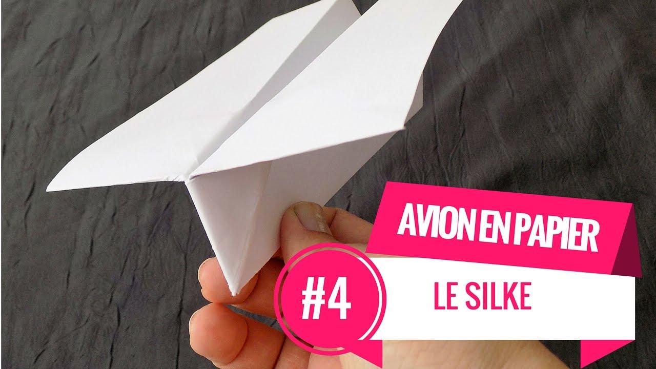 Comment Faire Un Avion En Papier Qui Vole Bien 15 Pliages