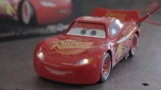 Getting started with Sphero's Ultimate Lightning McQueen