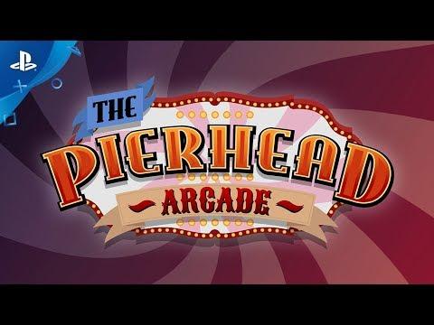 Pierhead Arcade – Launch Trailer | PS VR