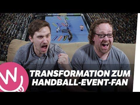 So wirst du zum Handball-Event-Fan (mit Benno)