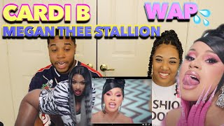 Bringing to you all today is our reaction video #cardib - #wap feat. #megantheestallion [official music video] hope enjoy. comment any thoughts. tha...