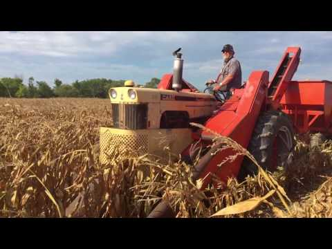 Picking Corn at Half Century of Progress 2017