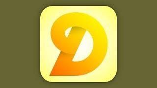 Alphabet Logo Design | Best logo design | Corel DRAW tutorials | 011