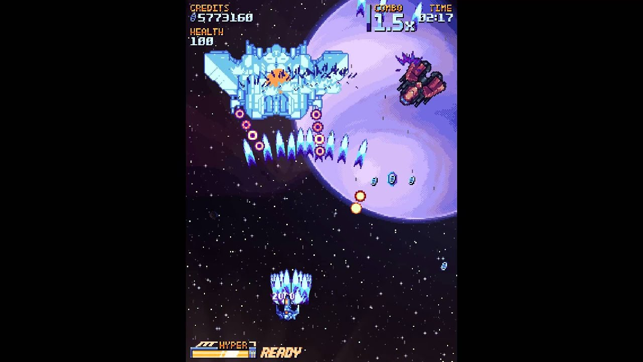 Super Galaxy Squadron - Stage 4