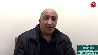 """""""Mənə 55 min ziyan dəyib, bazar rəhbəri isə cəzasını həbsxanada yox, """"Karvan""""-da çəkir"""""""