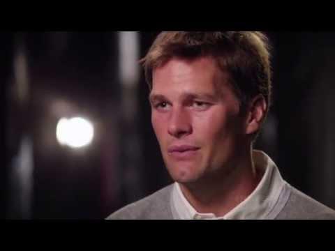 Tom Brady and Randy Moss Interview.