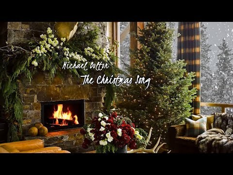 Michael Bolton - The Christmas Song HD lyrics