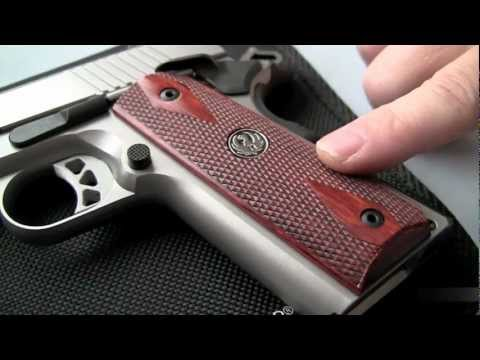 Ruger SR1911 , Crucible Arms