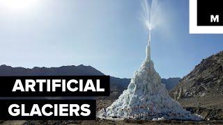 Gambar cover Ice pyramids