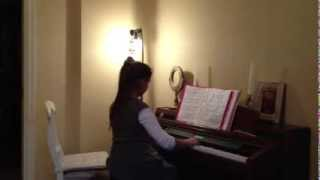 Уроки фортепиано. Девочка, 10 лет. Время обучения -  7 месяцев.